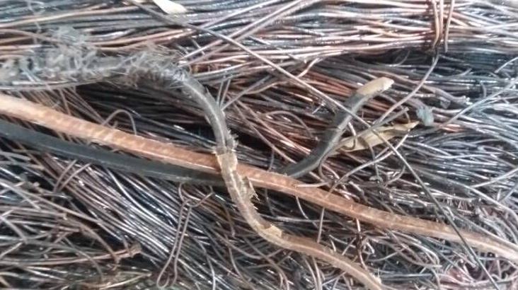 专业废旧电线电缆回收