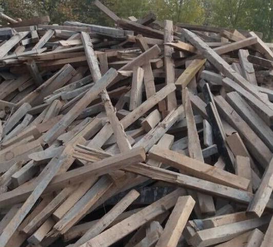 西安废旧方木回收